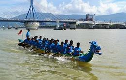 Khai mạc Ngày hội đua thuyền truyền thống trên sông Hàn