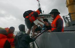 Quảng Ninh: Đưa 536 du khách mắc kẹt ở Cô Tô về đất liền