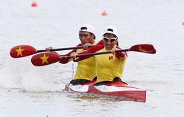 Đội tuyển đua thuyền Việt Nam có nơi tập mới