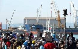 Đức giải cứu 200 người nhập cư trên biển Địa Trung Hải