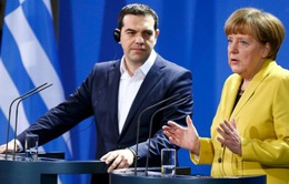 Đức – Hy Lạp nhấn mạnh hợp tác song phương