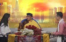 Đức Pháp Vương Gyalwang Drukpa tự hào vì ở Việt Nam đúng dịp Trung thu
