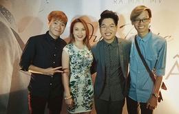 Quán quân Giọng hát Việt 2015 trình làng MV đầu tay, NS của bản hit Bốn chữ lắm hài lòng