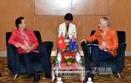 Thủ tướng Nguyễn Tấn Dũng hội kiến Thủ tướng Australia