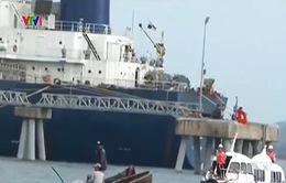 Xâm phạm hành lang an toàn nhà máy lọc dầu Dung Quất