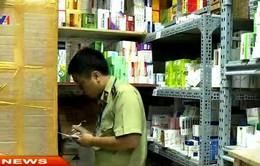 Hà Nội: Kiểm tra đột xuất Trung tâm thuốc Hapu