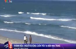 Khánh Hòa: Đuối nước khiến 3 người thiệt mạng, 1 người mất tích