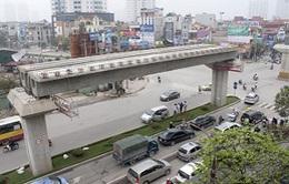 Đường sắt Cát Linh - Hà Đông không lùi tiến độ sang năm 2017