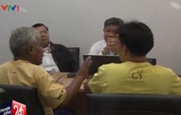 Thái Lan: Bắt 2 kẻ cầm đầu đường dây nô lệ tàu cá