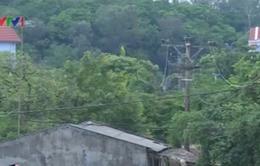 Đường điện trung thế án ngữ 10 năm, người dân bức xúc