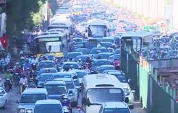 Đường Nguyễn Trãi - Điểm nóng ùn tắc tại Hà Nội