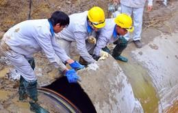 Hà Nội đề xuất chi 864 tỷ làm đường ống nước sạch
