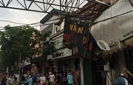 BQL dự án đường sắt đô thị Hà Nội thừa nhận sai quy trình thi công