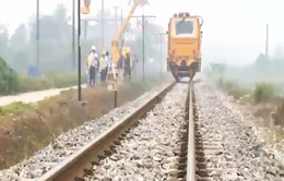Khó hoàn thành nâng cấp đường sắt Hà Nội - Lào Cai trước quý I