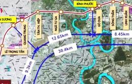 Gần 20.000 tỷ xây dựng đường trên cao TP.HCM đi miền Tây