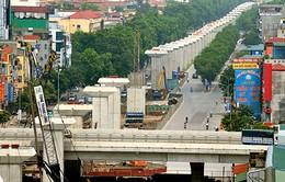Đường sắt Cát Linh - Hà Đông lùi tiến độ đến 30/6/2016