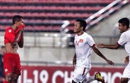 Đả bại U19 Myanmar, U19 Việt Nam hùng dũng vào bán kết U19 Đông Nam Á