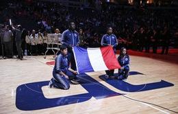 Các giải thể thao nhà nghề tại Mỹ hướng về nước Pháp