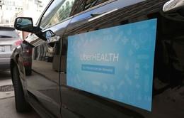 Uber triển khai dịch vụ chăm sóc sức khỏe lưu động