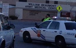 Mỹ: Nổ súng tại bệnh viện quân đội, 1 người thiệt mạng