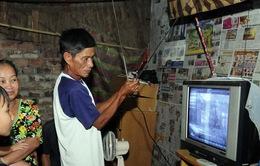 Lắp đặt đầu thu truyền hình kỹ thuật số cho hộ nghèo tại Đà Nẵng, Quảng Nam