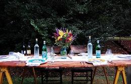 Những gợi ý thú vị để tái sử dụng chai thủy tinh