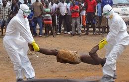 Thêm 1 bệnh nhân tử vong do Ebola tại Liberia
