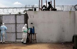 Mỹ đóng cửa cơ sở y tế điều trị Ebola ở Liberia