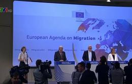EC công bố kế hoạch tiếp nhận 20.000 người tị nạn