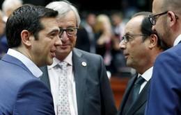 Ủy ban châu Âu đề xuất cho Hy Lạp vay 7 tỷ Euro