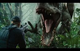 """""""Thế giới khủng long"""" thống trị doanh thu phòng vé"""