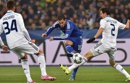 Chelsea – Dynamo Kiev: Không thể lún sâu hơn nữa! (2h45, 5/11)