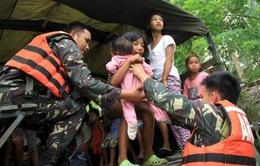 Philippines: Bão lớn sắp đổ bộ vàođảo Catanduanes