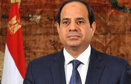 Tổng thống Ai Cập ký ban hành luật bầu cử sửa đổi