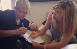 Ellen DeGeneres chia sẻ về đám cưới bí mật của Jennifer Aniston