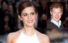 Emma Watson kiêu hãnh phủ nhận chuyện hẹn hò với hoàng tử Anh