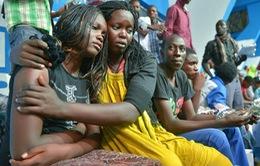 Một tay súng trong vụ thảm sát tại Kenya là con quan chức