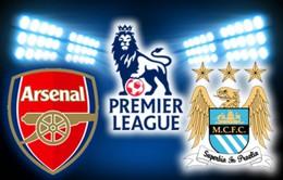 Lịch tường thuật vòng 17 Ngoại hạng Anh: Đại chiến Arsenal – Man City