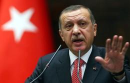 Thổ Nhĩ Kỳ đẩy mạnh chiến dịch tấn công PKK