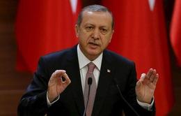 Israel và Thổ Nhĩ Kỳ tiến tới bình thường hóa quan hệ ngoại giao