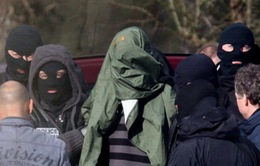 Pháp bắt giữ một thành viên của ETA bị truy nã