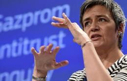 Ủy ban châu Âu cáo buộc Gazprom lạm dụng vị thế độc quyền
