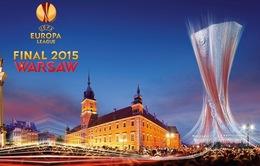 Lịch thi đấu và TTTT bán kết lượt về Europa League