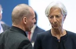 Bộ trưởng Tài chính Eurogroup họp khẩn về Hy Lạp