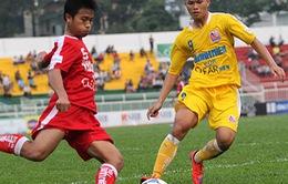 U21 Bình Định bất ngờ vượt qua SHB Đà Nẵng