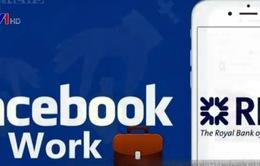 Anh: Ngân hàng RBS yêu cầu nhân viên dùng Facebook