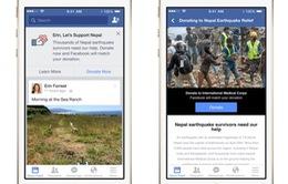 Facebook ra mắt công cụ quyên góp từ thiện mới