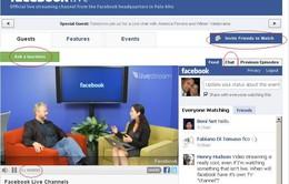 Facebook giới thiệu tính năng Live dành cho người nổi tiếng