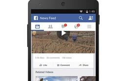Facebook gặp lỗi hiển thị lượt xem của bài chia sẻ