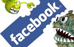Cảnh báo virus lạ phát tán trên Facebook qua Notification